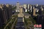 城市风光现代时尚。 陈儒 摄 - 中国新闻社河北分社