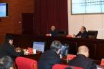 省厅召开党的十九大精神专题讲座视频会议 - 国土资源厅