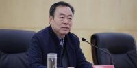 河北省文化厅党组织书记王离湘来校宣讲十九大精神 - 河北农业大学