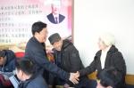 让老干部的心和机关的脉搏一起跳动——省民宗厅举办迎新春老干部座谈会 - 民族宗教事务厅