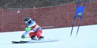 省运会青少年组高山滑雪大回转比赛 廊坊选手获佳绩 - 体育局