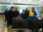 河北省环保厅厅长高建民对石家庄市大气污染防治工作进行督导检查 - 环境保护局