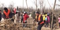石家庄市小壁林区两天接待6300多人植树8000棵 - Sjz.Hebnews.Cn