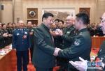 (两会)(2)习近平出席解放军和武警部队代表团全体会议 - 国土资源厅