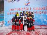 省运会青少年组自由式滑雪空中技巧比赛收官 - 体育局