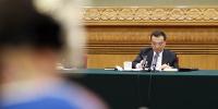 李克强:今天代表提出的各项建议,各部门要给我回馈 - 食品药品监督管理局