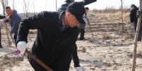 春回大地植树忙 省体育局开展义务植树活动 - 体育局