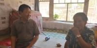 我厅赴丰宁帮扶村开展走访慰问活动 - 民族宗教事务厅