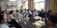 我厅组织退休干部集体学习 - 民族宗教事务厅
