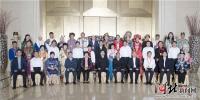 王东峰许勤会见全国少数民族参观团一行 - 民族宗教事务厅