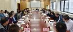 我校举办青马教师班教师代表座谈会 - 河北科技大学
