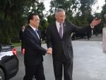 李克强与新加坡总理谈了哪些务实合作?4段对话告诉你 - 国土资源厅