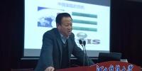 """校党委书记王余丁为大学生讲授""""形势与政策""""课 - 河北科技大学"""