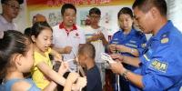 沧州市红十字生命健康安全教育有声有色 - 红十字会