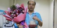 """沧州青县曾庆超:献血捐髓、下乡帮扶--这个医生""""很有爱"""" - 红十字会"""