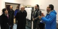 哈尔滨工业大学原校长杨士勤教授来访我校 - 河北工业大学