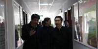 省委副书记调研省红十字会工作 - 红十字会