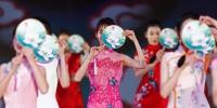 """第十一届""""美少女·中国影视模特大赛""""总决赛在河北丰宁举行 - 中国新闻社河北分社"""