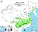 全国降水量预报图(10月16日08时-17日08时) - 中国新闻社河北分社
