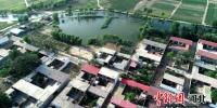 河北省巨鹿县刘家寨村。 胡良川 摄 - 中国新闻社河北分社
