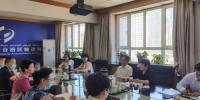 杨景祥局长赴乌鲁木齐看望援疆干部 - 统计局
